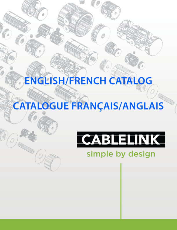 Cablelink Catalog / Catalogue (English & Français)