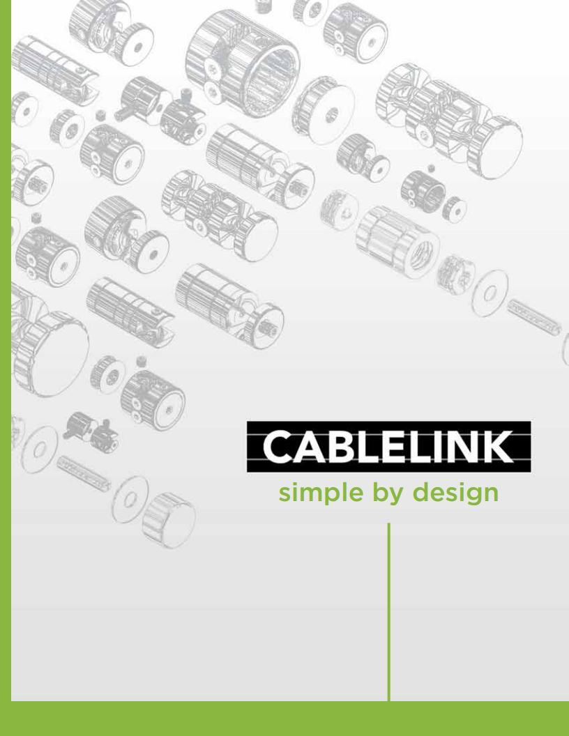 Cablelink Catalog (English)